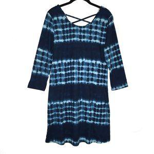 3 for $40! 5th & Love Criss-Cross Back Mini Dress